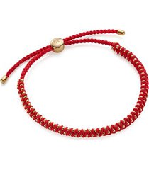 gold rio mini friendship bracelet