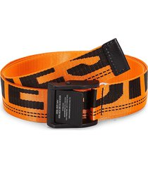 diesel men's b-maser adjustable belt - burnt orange - size 90 (36)