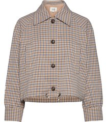 eloa jacket zomerjas dunne jas roze second female
