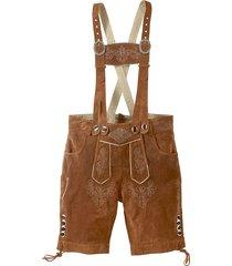shorts bavaresi (marrone) - bpc selection