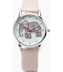 reloj detalles goma rosa millam