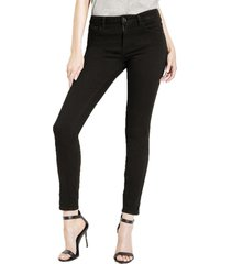 jeans mid rise skinny oedw negro guess