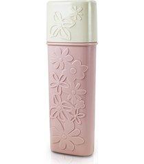 porta escova e pasta de dente rosa - rosa - dafiti