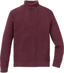 pullover dolcevita regular fit (rosso) - bpc selection