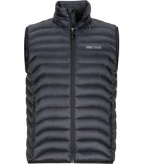 chaqueta sin mangas tullus negro marmot