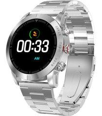 s10 pulsera inteligente smart watch hombres impermeable smartwatch pul
