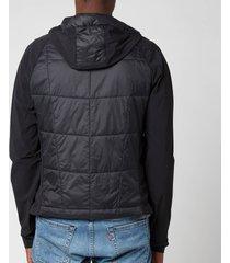 parajumpers men's shrike light jacket - black - l