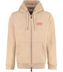 burberry full zip hoodie