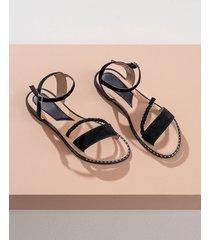 exterior zapatos negro leonisa d43666