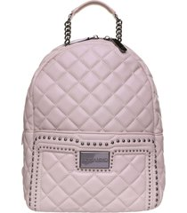 ermanno scervino ermanno scervino ivy quilted backpack