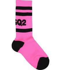 dsquared2 socks & hosiery
