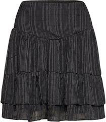 polly kort kjol svart sofie schnoor