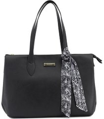london fog women's triple section satchel