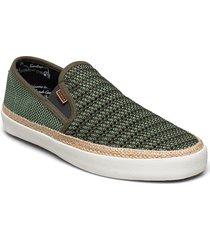 izomi slip-on shoes sneakers grön scotch & soda shoes