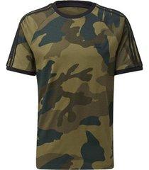 t-shirt korte mouw adidas camouflage cali t-shirt