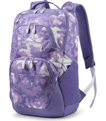 high sierra tie-dye swoop sg backpack
