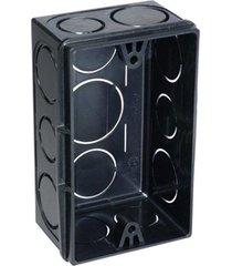 caixa de luz mapasa, plástico, 2x4