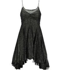 mini plissè dress