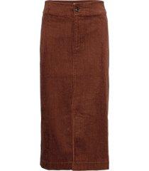 eikepw sk lång kjol brun part two