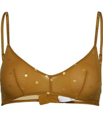 table tops lingerie bras & tops soft bras guld dkny
