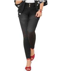 jean naomi negro para mujer croydon