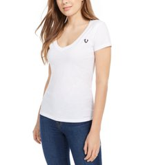 true religion cotton logo graphic t-shirt