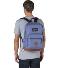 jansport city view bleached denim backpack