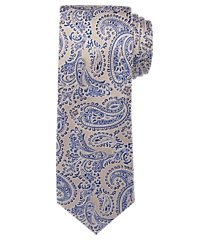 1905 collection textured paisley tie