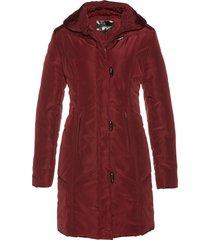 cappotto corto trapuntato (rosso) - bpc selection