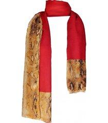 pañuelo mamba rojo viva felicia