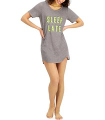 jenni printed sleep shirt, created for macy's