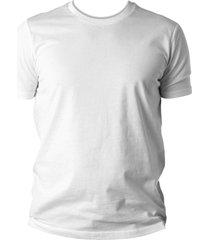 camiseta criativa urbana lisa básica branco.