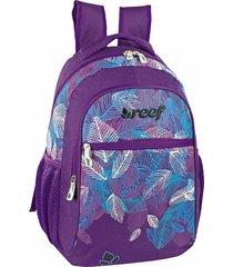 mochila violeta reef