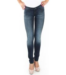 skinny jeans wrangler spodnie corynn w25fu453j