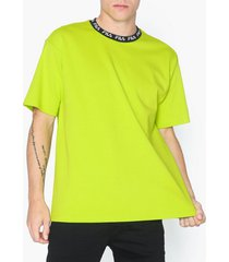 fila tamotsu tee t-shirts & linnen lime