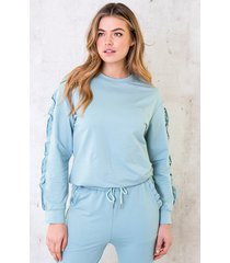 jogging sweater amour mint