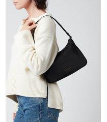 kate spade new york women's the little better sam nylon small shoulder bag - black