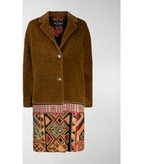 etro navajo print coat