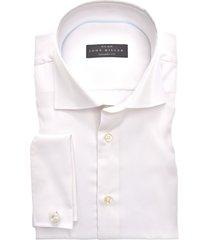 john miller overhemd dubbele manchet off white
