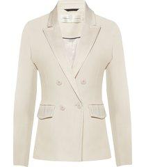 cadeauiw blazer blazer colbert crème inwear