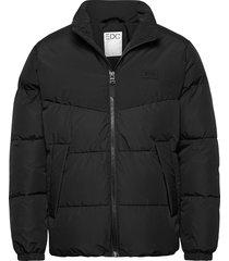 jackets outdoor woven fodrad jacka svart edc by esprit