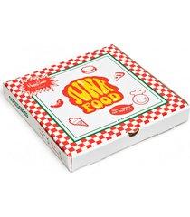 giftbox 4pak skarpetki junk food