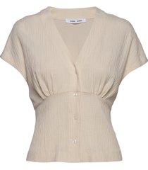 valerie top 11238 blouses short-sleeved wit samsøe samsøe