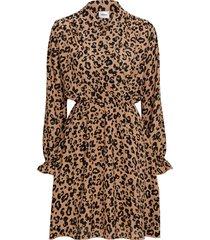 klänning vmgreen ls abk wrap dress