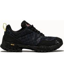 roa sneakers oblique colore nero
