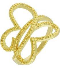 anel dona diva semi joias borboleta