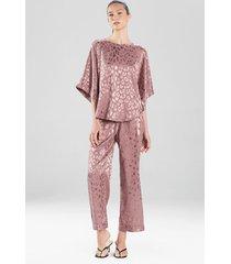 natori decadence pullover pajamas, women's, size s sleep & loungewear