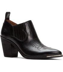 frye faye shooties women's shoes