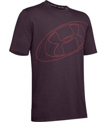 camiseta de hombre lifestyle under armour unstoppable 96 tee