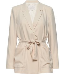 virtue ja blazer kavaj beige part two